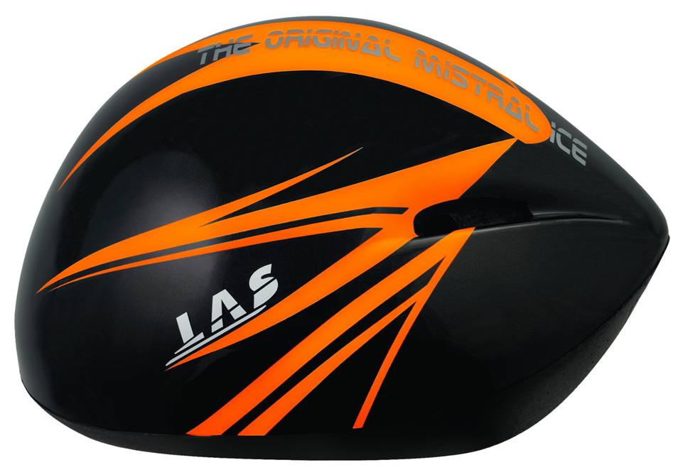 LAS Mistral Limited Edition Black/Orange