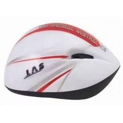LAS Mistral Ice 2 ST Helmet Red